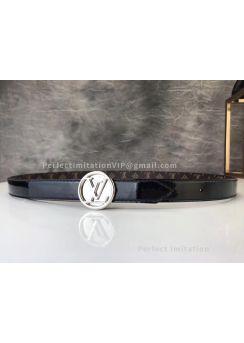 LV Circle 25mm Reversible Belt 185405