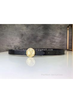 LV Circle 25mm Reversible Belt 185408
