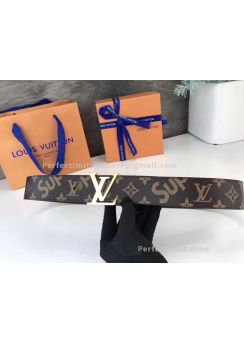 Louis Vuitton Supreme 40mm 185492
