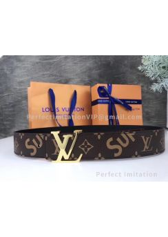 Louis Vuitton Supreme 40mm 185494