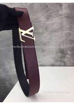 Louis Vuitton Belt 40mm 185500