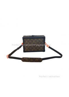 Louis Vuitton Monogram Canvas Soft Petite Malle Bag M44427