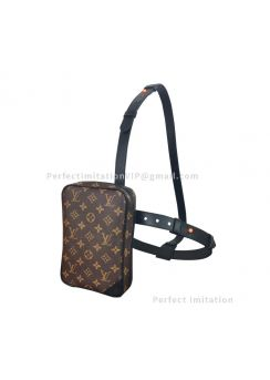 Louis Vuitton Side Utility Bag M44428