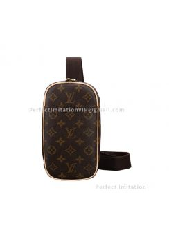 Louis Vuitton Monogram Pochette Gange Shoulder Bag M51870