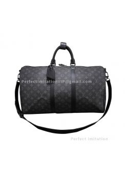 High-End Louis Vuitton Keepall Bandouliere 50 M40603