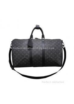 High-End Louis Vuitton Keepall Bandouliere 50 M40603