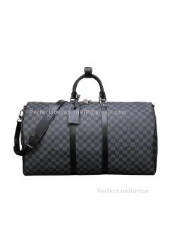 High-End Louis Vuitton Keepall Bandouliere 55 N41413
