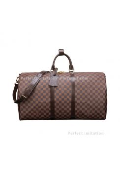 High-End Louis Vuitton Keepall Bandouliere 55 N41414