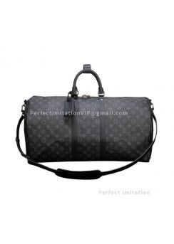 High-End Louis Vuitton Keepall Bandouliere 55 M40605