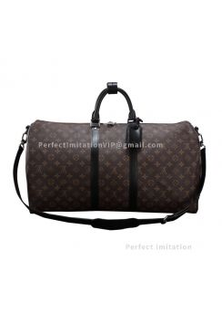 High-End Louis Vuitton Keepall Bandouliere 55 M56714