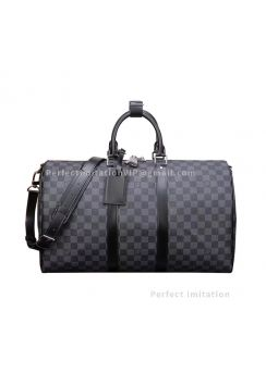 High-End Louis Vuitton Keepall Bandouliere 45 N41418