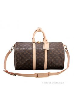 High-End Louis Vuitton Keepall Bandouliere 45 M41418