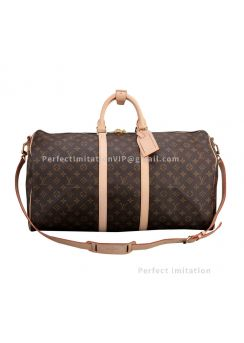 High-End Louis Vuitton Keepall Bandouliere 55 M41414