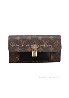 Louis Vuitton Flower Wallet M62577
