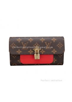 Louis Vuitton Flower Wallet M62566