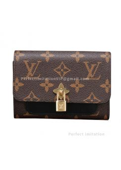 Louis Vuitton Flower Wallet M62578
