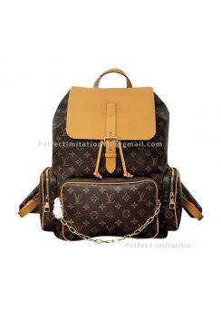 Louis Vuitton Backpack Trio M44658