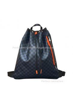 Louis Vuitton Drawstring Backpack N40170