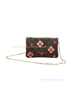 Louis Vuitton Double Zip Pochette M63905