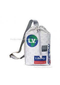 Louis Vuitton Chalk Sling Bag M44629