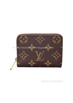 Louis Vuitton Zippy Coin Purse 50 M60066