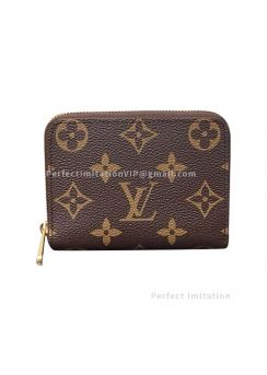 Louis Vuitton Zippy Coin Purse 50 M60067