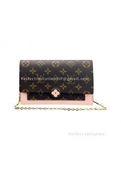 LV Flore Chain Wallet M67405