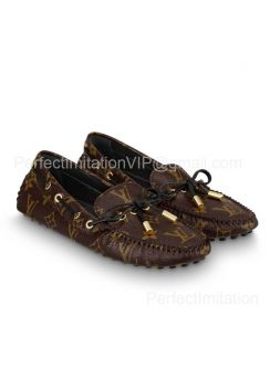 Louis Vuitton Gloria Flat Loafer 1A3V37 201832