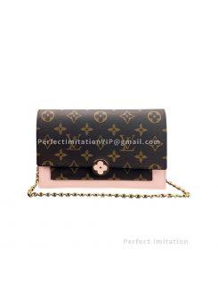 Louis Vuitton Flore Chain Wallet M67405